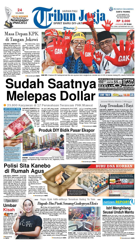 Tribunjogja 13 08 2015 By Tribun Jogja Issuu Fcenter Meja Rias Siantano Mr 905 Jawa Tengahdiyjawa Timur 10