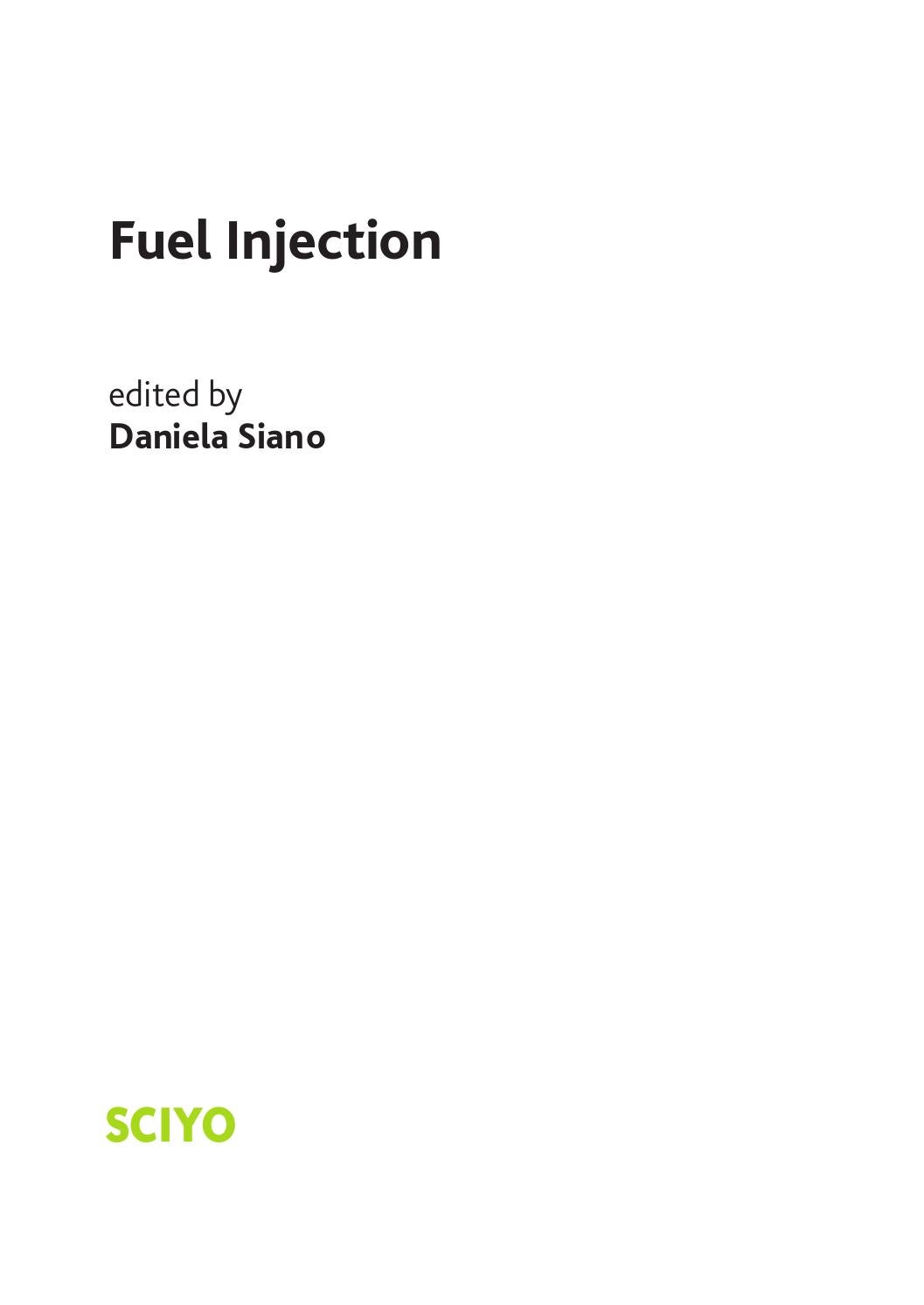 Fuel injection by Marcial Colque Sarmiento - issuu