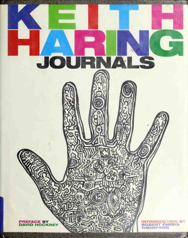 fd4820894f Keith haring journals (art ebook) by ART SF BLOG - issuu