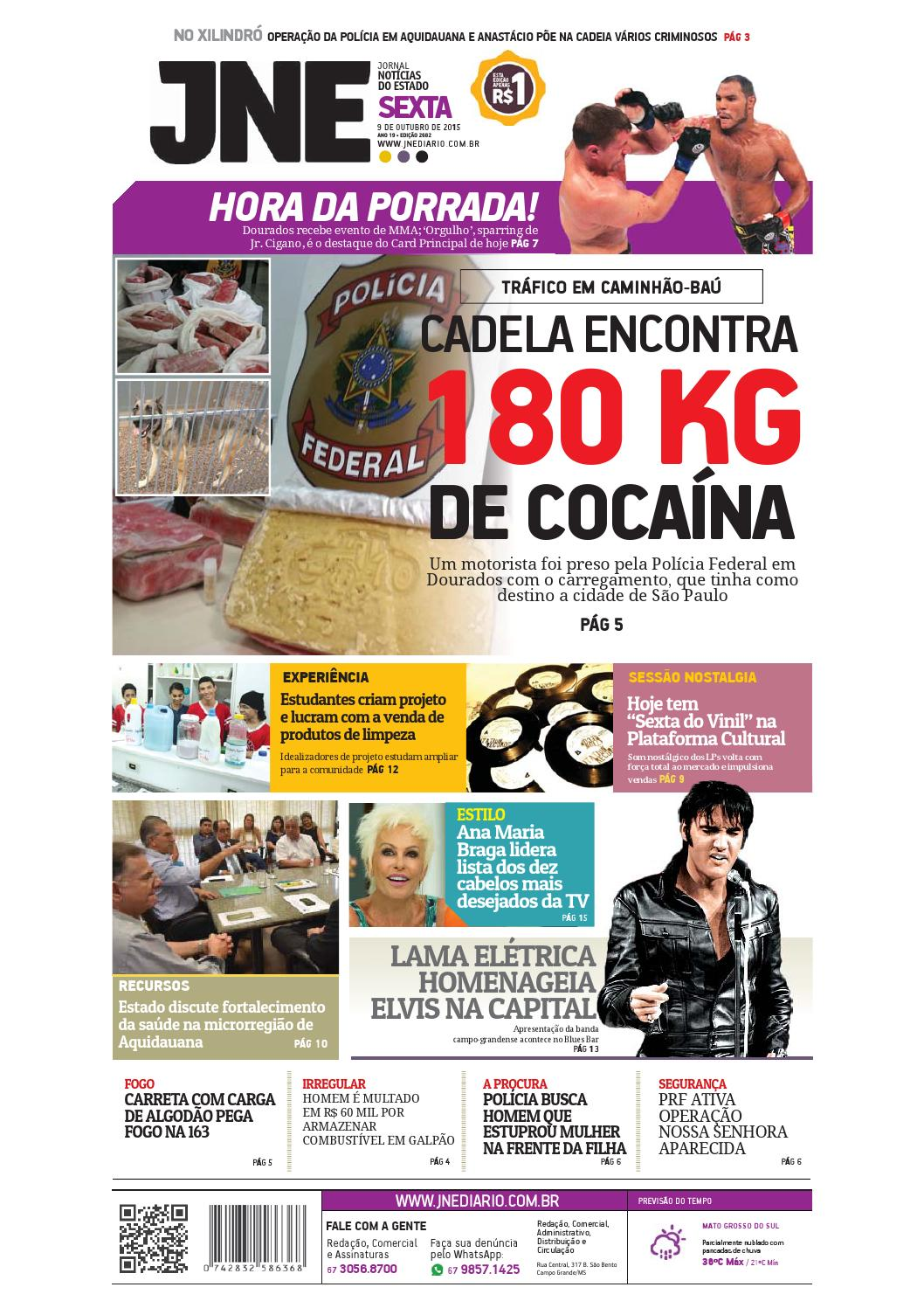 006c253692c 09 10 2015 by JNE - Noticias do Estado - issuu