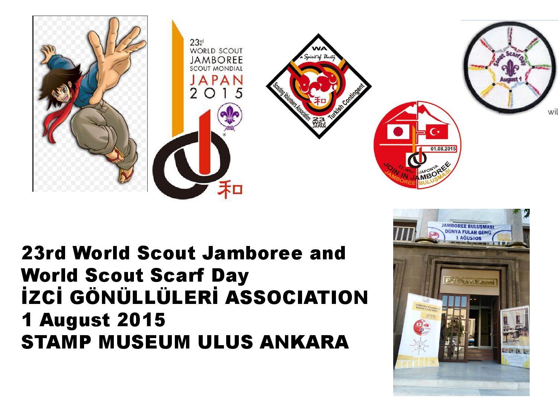Tjv japonya dünya jamboresi enson by U  Savas Baran - issuu
