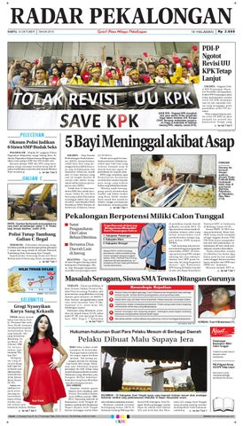 Radar pekalongan 10 oktober 2015 by Radar Pekalongan - issuu f7fccdcf45
