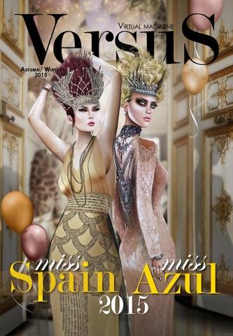 Versus Autumn Winter 2015 by Versus SL Magazine - issuu 8f1ce7830442