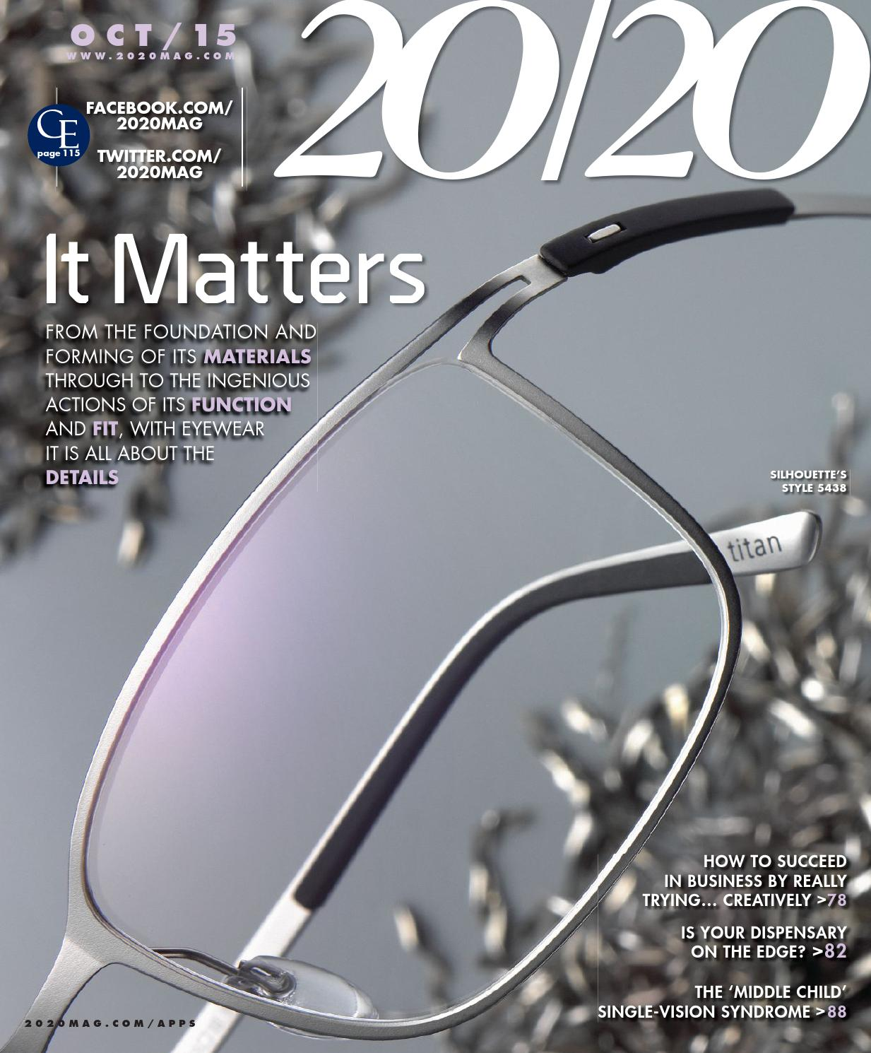 46a6835247 2020 2015 10(October) eyewear by Franky wong - issuu