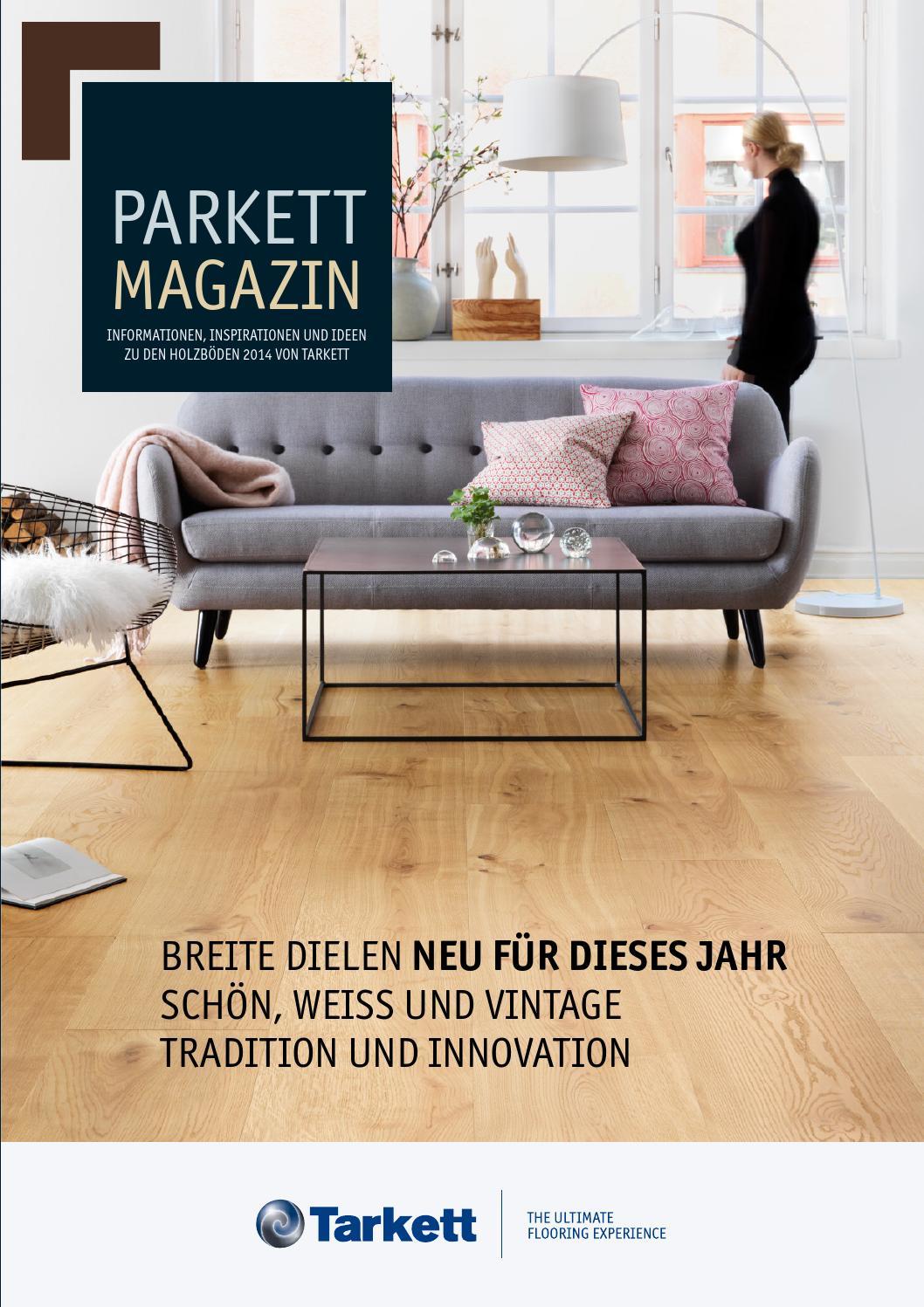 Tarkett parkettmagazin by Kaiser Design - issuu
