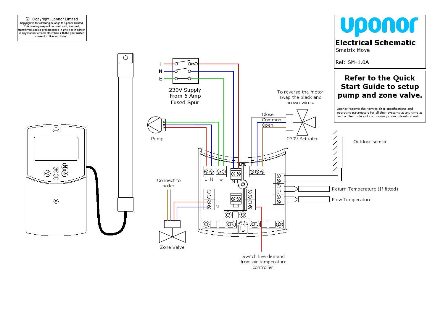 fused spur wiring diagram