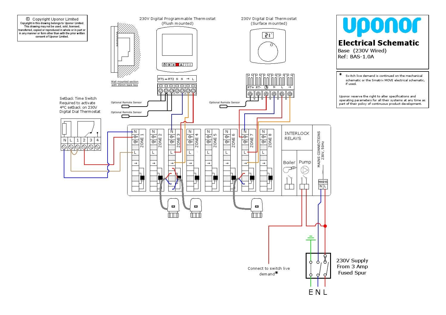 6 wire thermostat wiring  diagrams  wiring diagram gallery