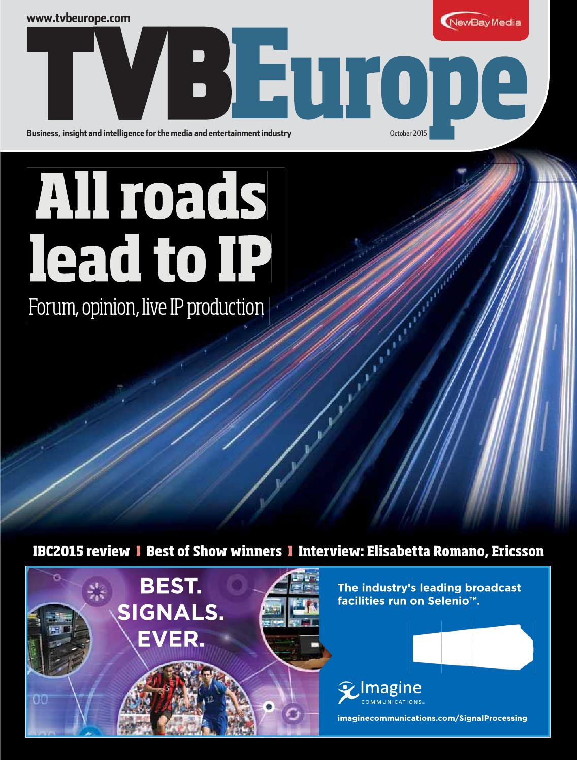 Tvbe October 2015 By Future Plc Issuu Insight On Analog And Digital Lockin Amplifiers Operation Principle
