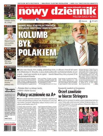 e539d5fb7a0b7 Nowy Dziennik 2015/10/10 by Nowy Dziennik - issuu