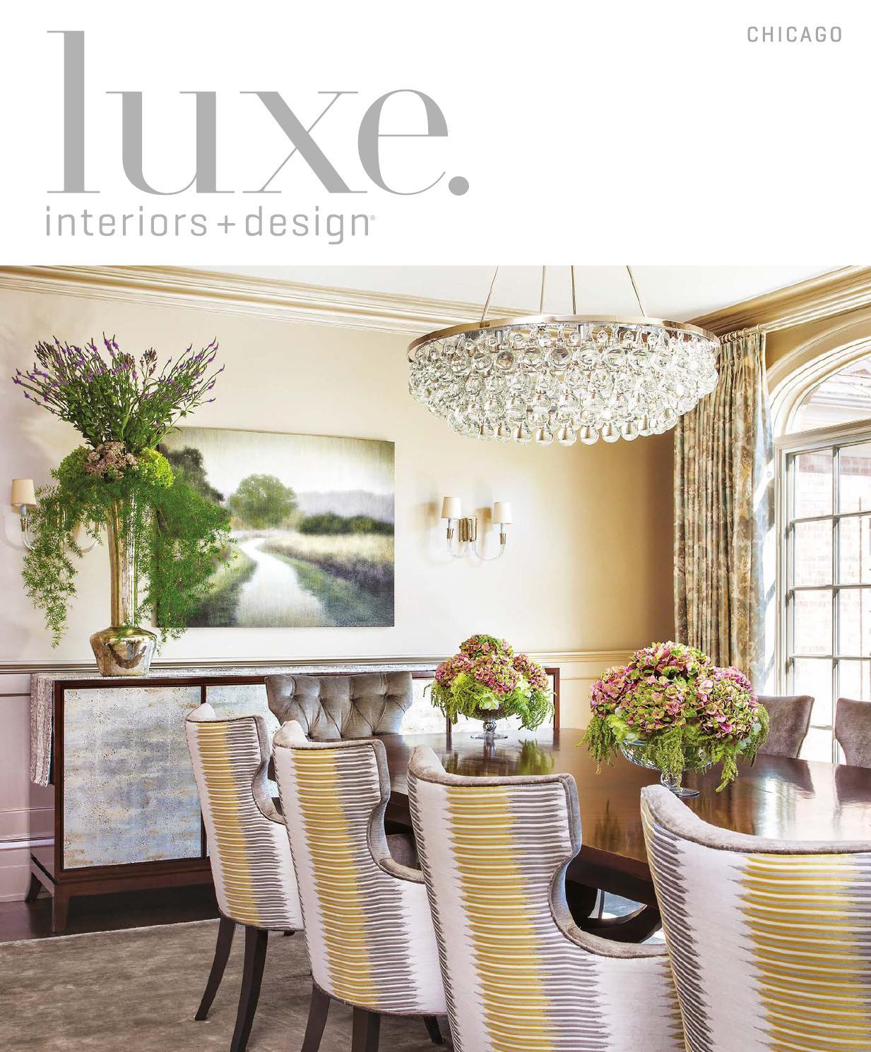 Luxe Magazine November 2015 Chicago by SANDOW® - issuu