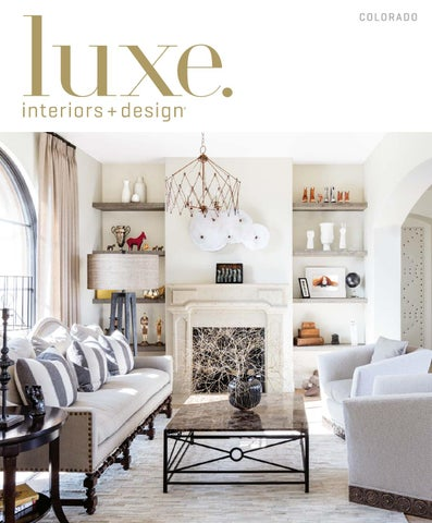 LUXE Interior Design Arizona Luxe Magazine November 2015 Colorado