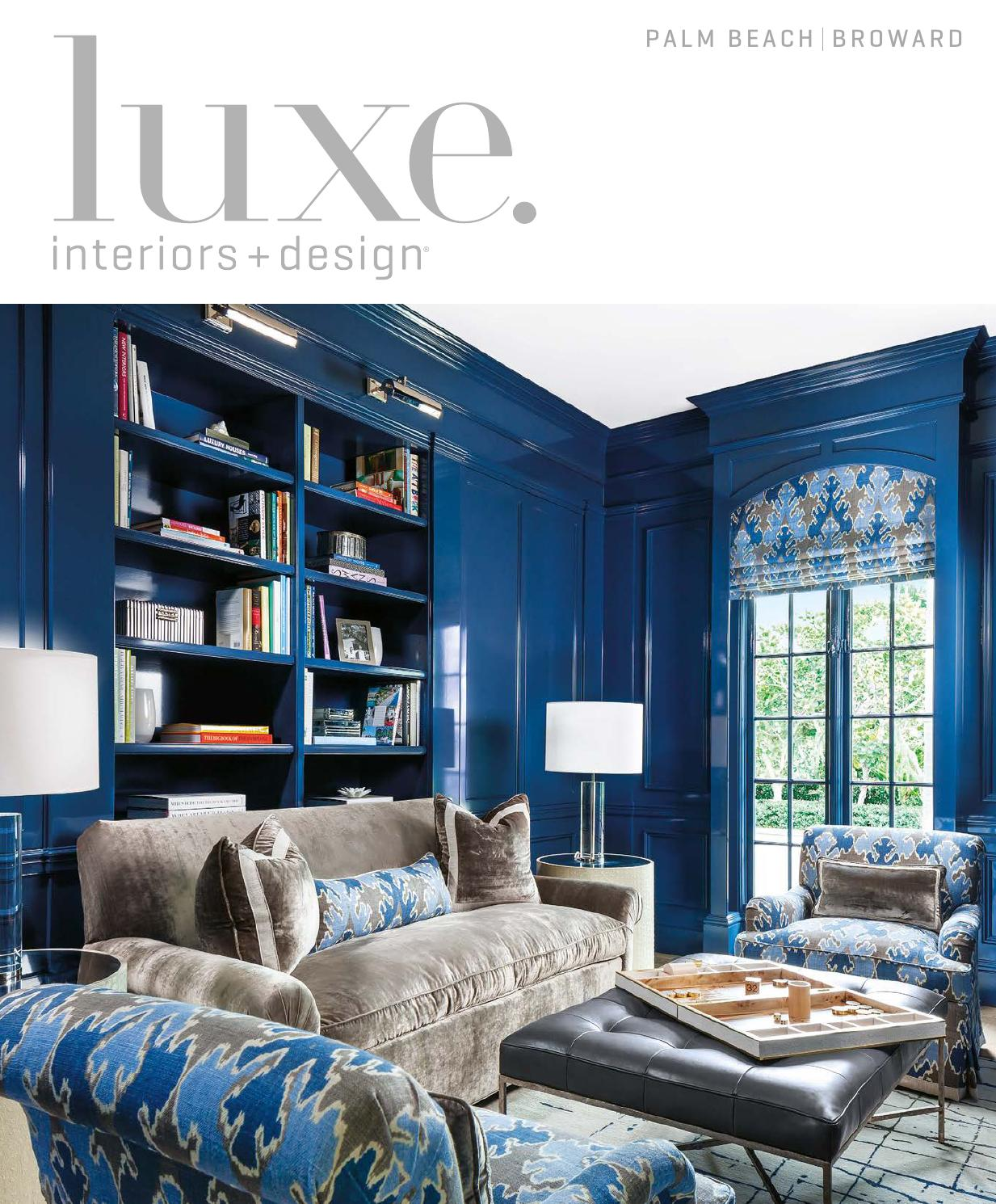 Luxe Magazine November 2015 Palm Beach By Sandow 174 Issuu