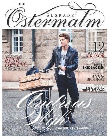 online store bbbaa 09af5 Älskade Östermalm 0915