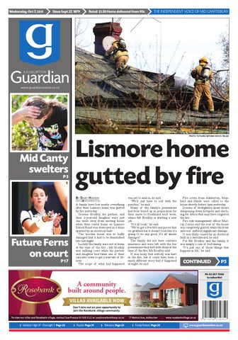 Ag 07 october 2015 by Ashburton Guardian - issuu