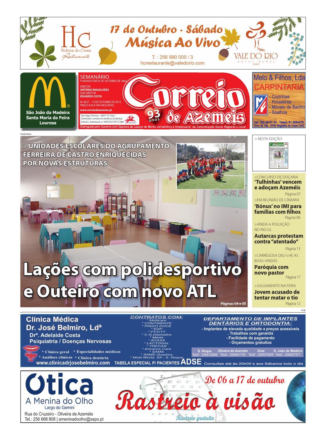 13 10 2015 by Correio de Azeméis - issuu 1dcc3d78bd