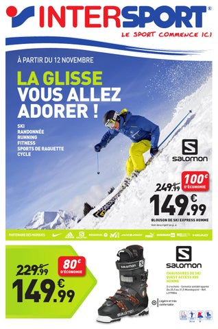 INTERSPORT - La Glisse Vous Allez Adorer ! (32 pages) by INTERSPORT ... 2a980476aab