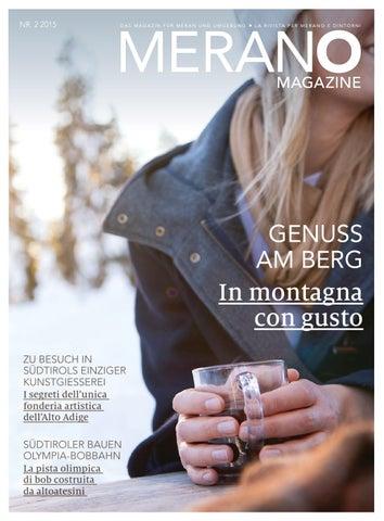 Merano Magazine Winter 20152016 By Meraner Land Issuu