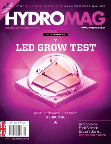 Hydromag 016 hydroponics magazine by Hydro Magazine - issuu