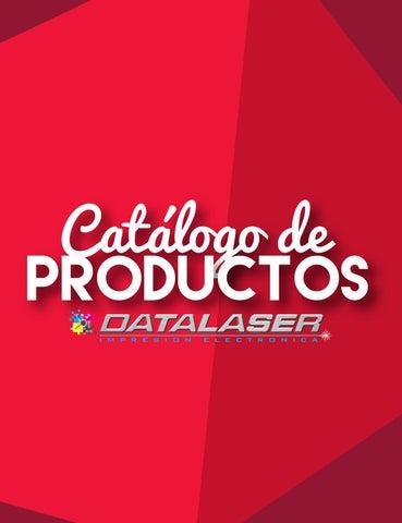 by Productos de Datalaser Datalaser issuu Catálogo 4AqjRL35