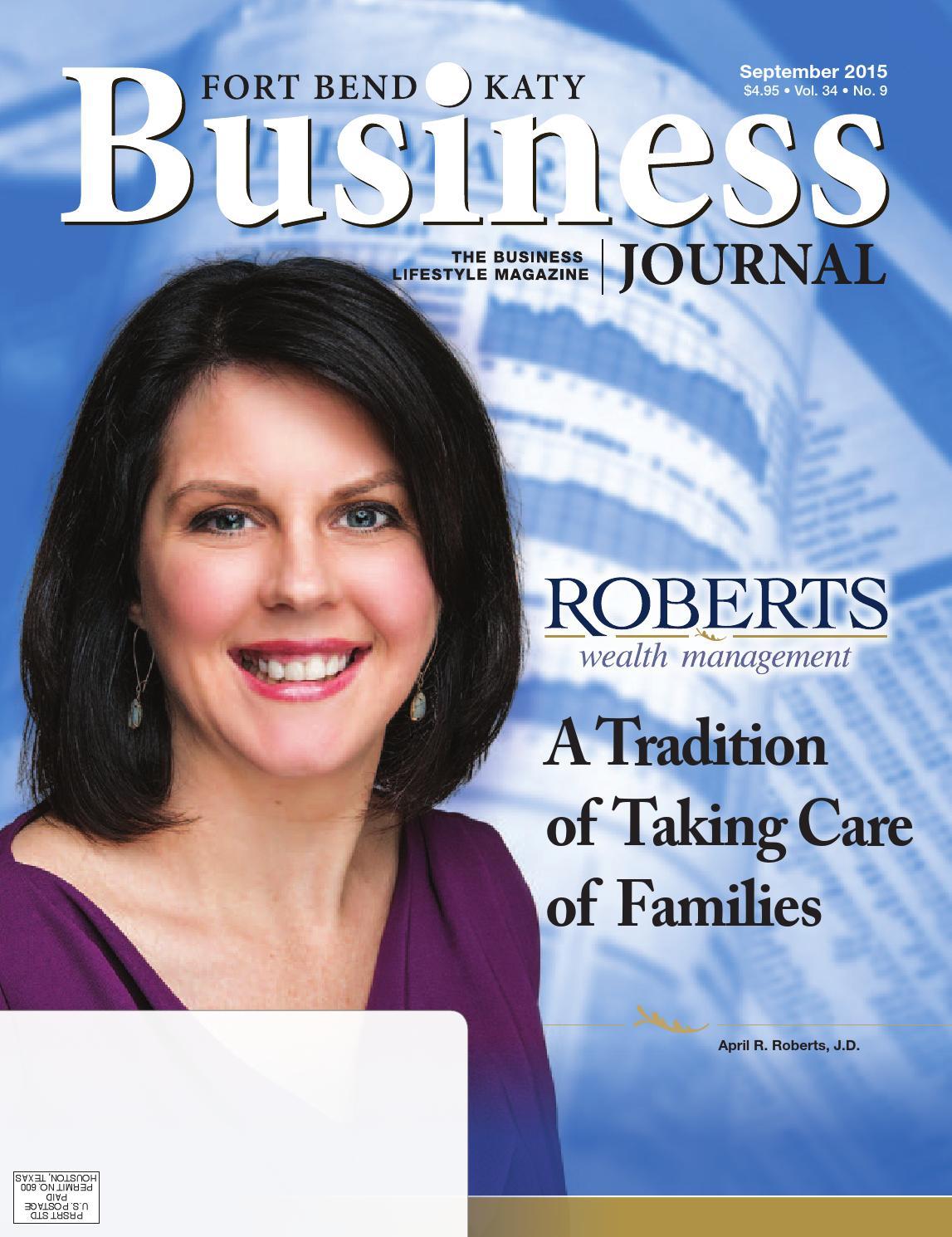 September 2015 - The Business Lifestyle Magazine Digital Edition