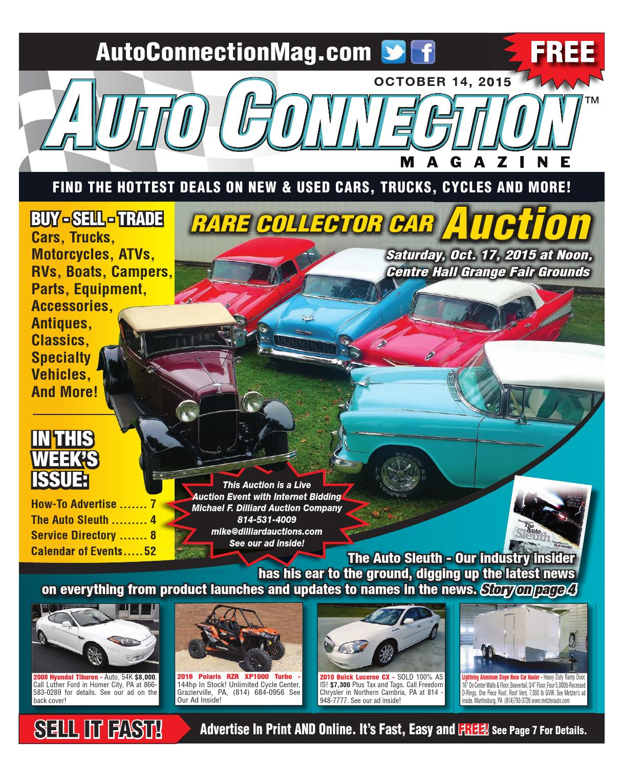 10 14 15 Auto Connection Magazine By Issuu 1970 S Ez Go 2 Stroke Wiring Diagram