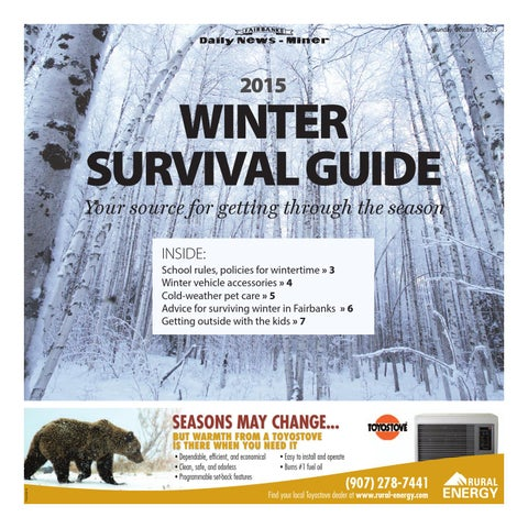 b5917cd6fbb13e Winter Survival Guide 2015 by Fairbanks Daily News-Miner - issuu