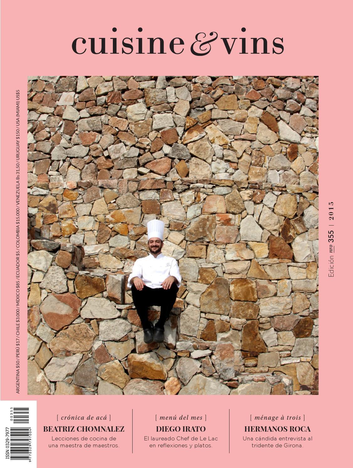 teaser: cuisine&vins #355 by cuisine&vins - issuu