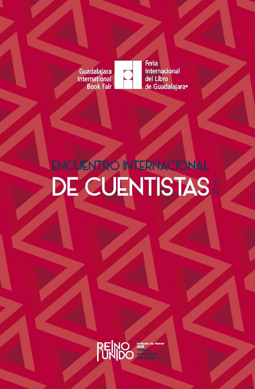 Encuentro Internacional de Cuentistas 15 by Feria Internacional del ...