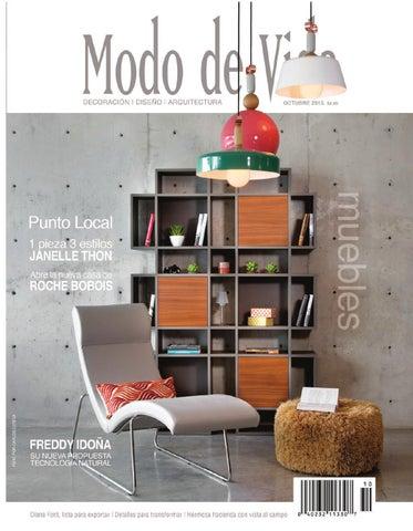 Octubre 2015 by Modo de Vida - issuu