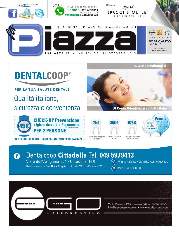71a645c3b47384 Online506 by la Piazza srl - issuu