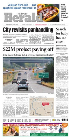 Everett Daily Herald, September 10, 2014 By Sound Publishing   Issuu