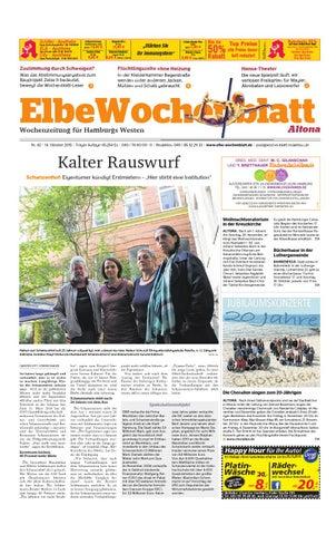 Buchholzer wochenblatt online dating