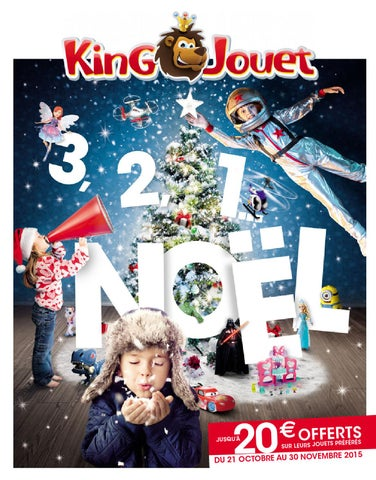 Jouets Conso King Catalogue 2015 Lsa Issuu Noël Jouet By W2H9EDeIY