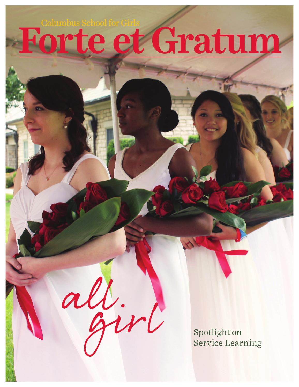 2d1454df5c20 Forte et Gratum Autumn 2015 by Columbus School For Girls - issuu