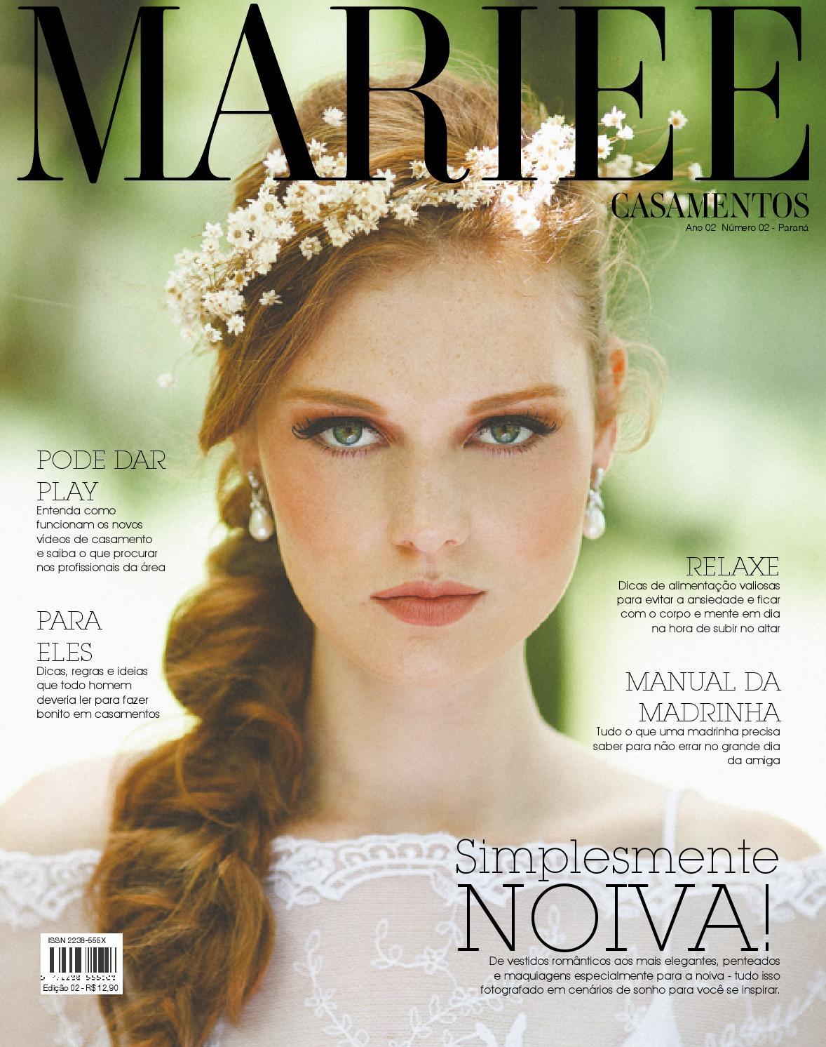 f31b8ecb6 Revista Mariée  2 by Mariée - issuu