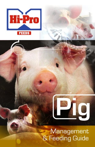 Hi-Pro Pig Farmers Booklet 2015 by Nick McClure - issuu
