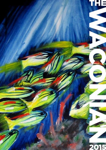 The Waconian 2015 By Cheadle Hulme School Issuu