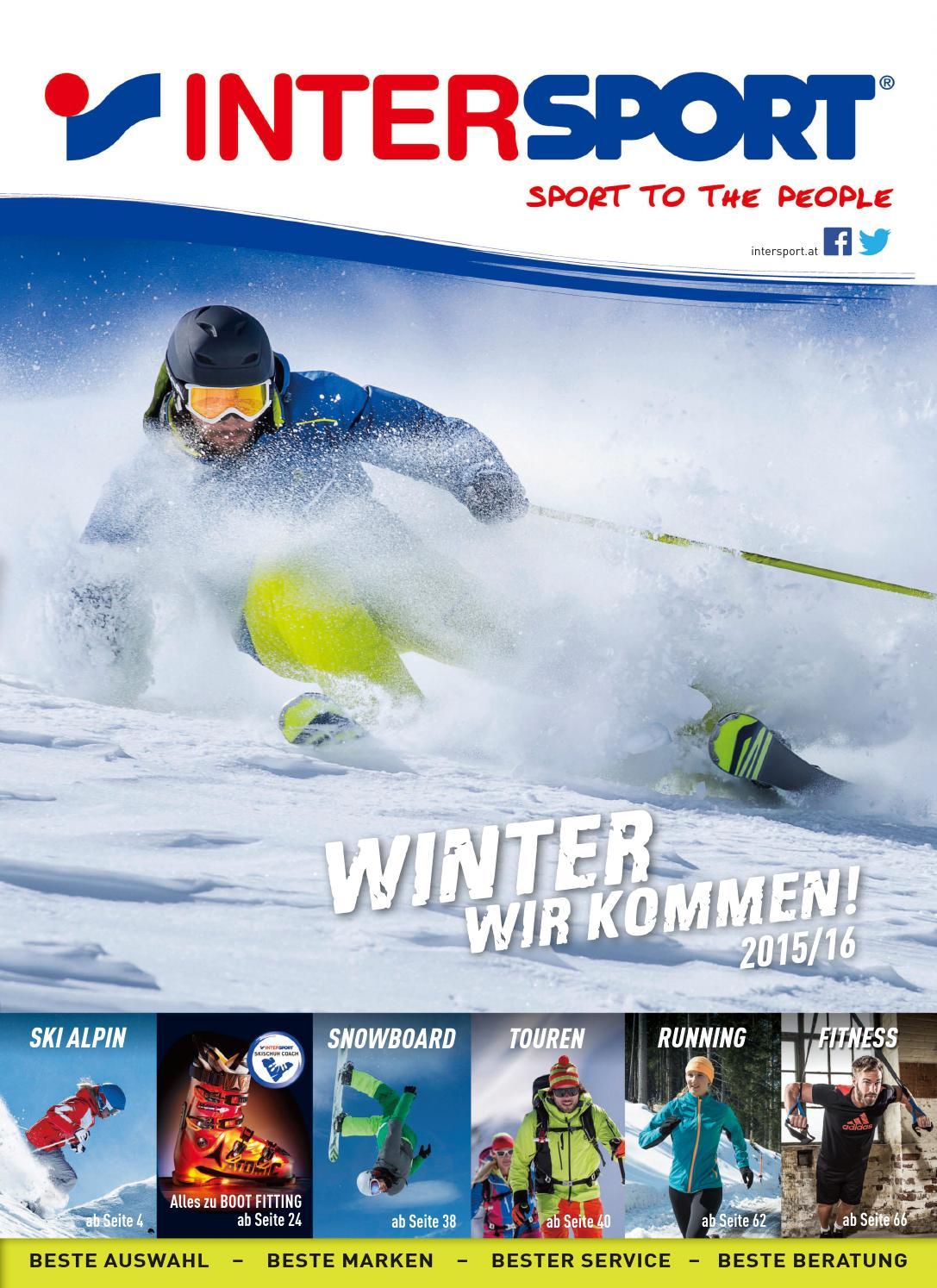 Letaky Zima1516 Rakouske Katalog By Intersport Issuu cT1JK3Fl