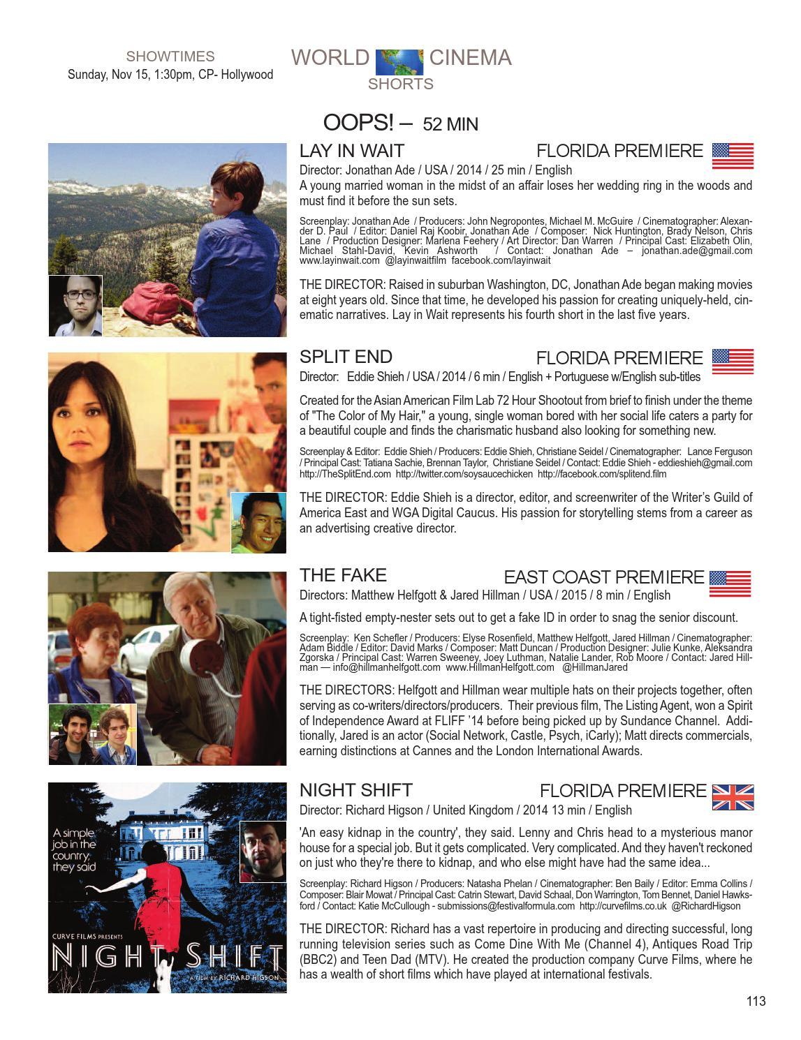 2015 Fort Lauderdale International Film Festival 30th