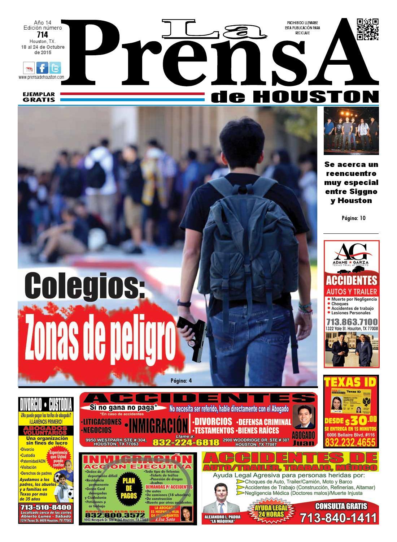 8f9ba5e877d73 Edicion714 by La Prensa de Houston - issuu