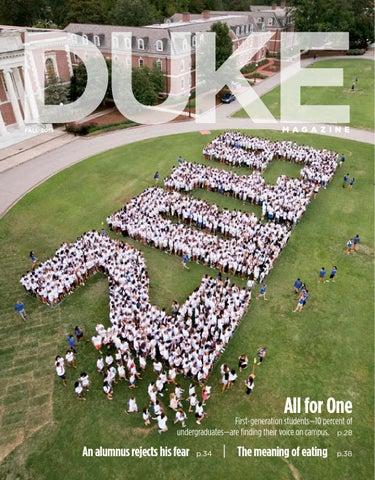 Fall 2015 By Dukemagazine Issuu