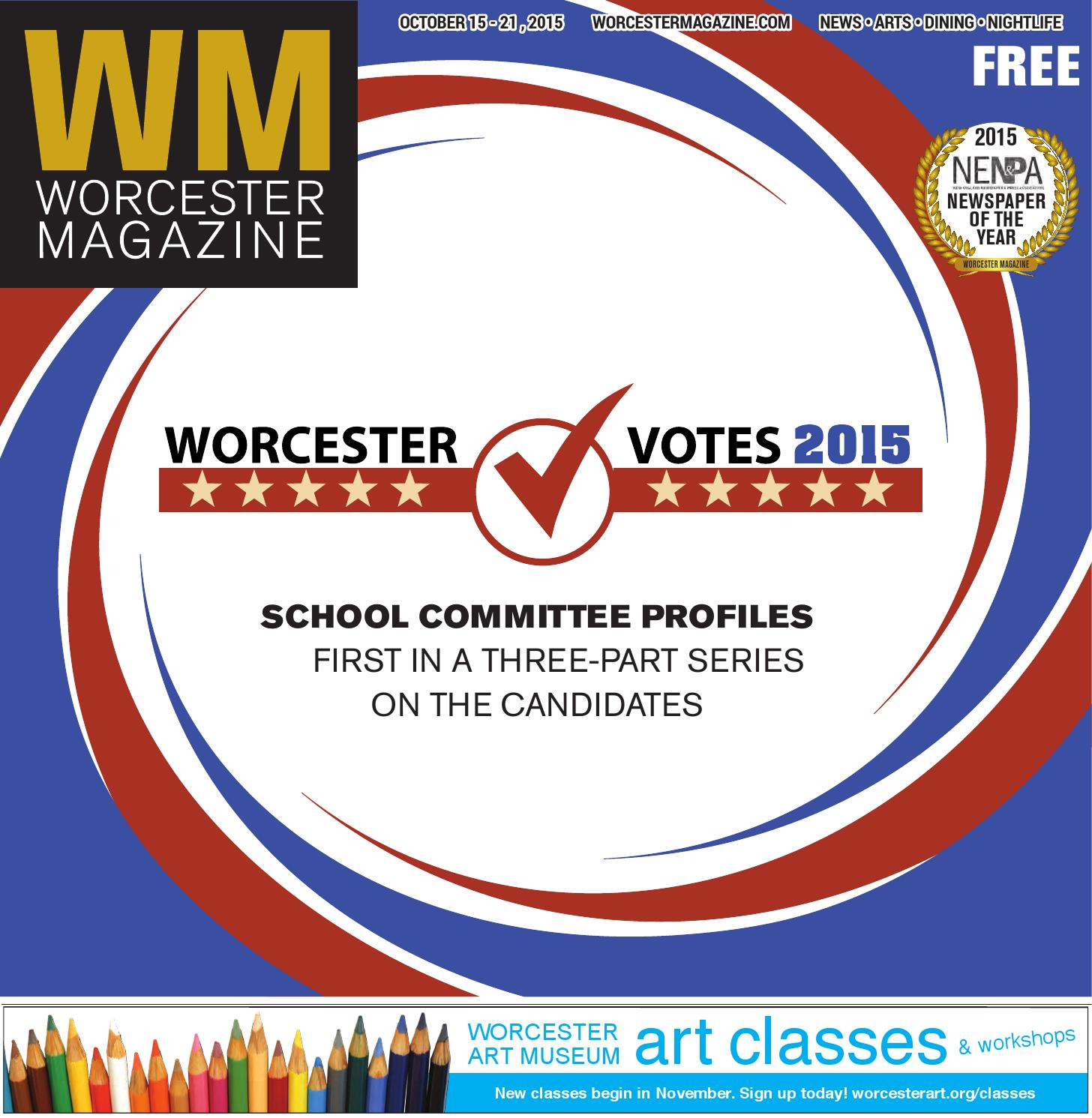 Worcester Magazine Oct. 15 - 21 e2022e5c5