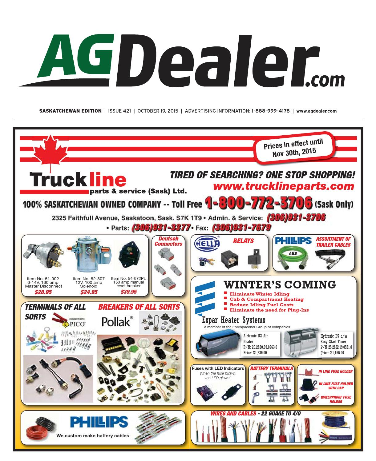 Wheel Amp Deal Saskatchewan October 19 2015 By Farm Business Fuse Box Duluth Ga Communications Issuu
