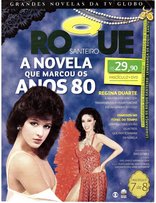 ROQUE BAIXAR DVD SANTEIRO NOVELA