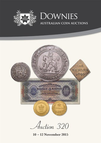8c3671622a838 Auction 320 Catalogue by Downies - issuu