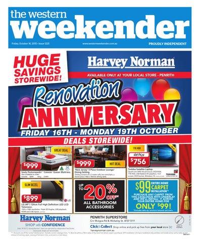 Western Weekender 16 October by Western Sydney Publishing ... on