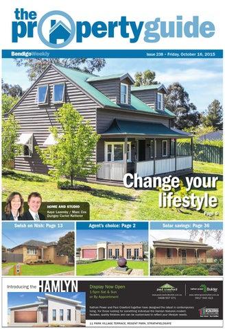 bendigo weekly property guide issue 238 fri oct 16 2015 by rh issuu com