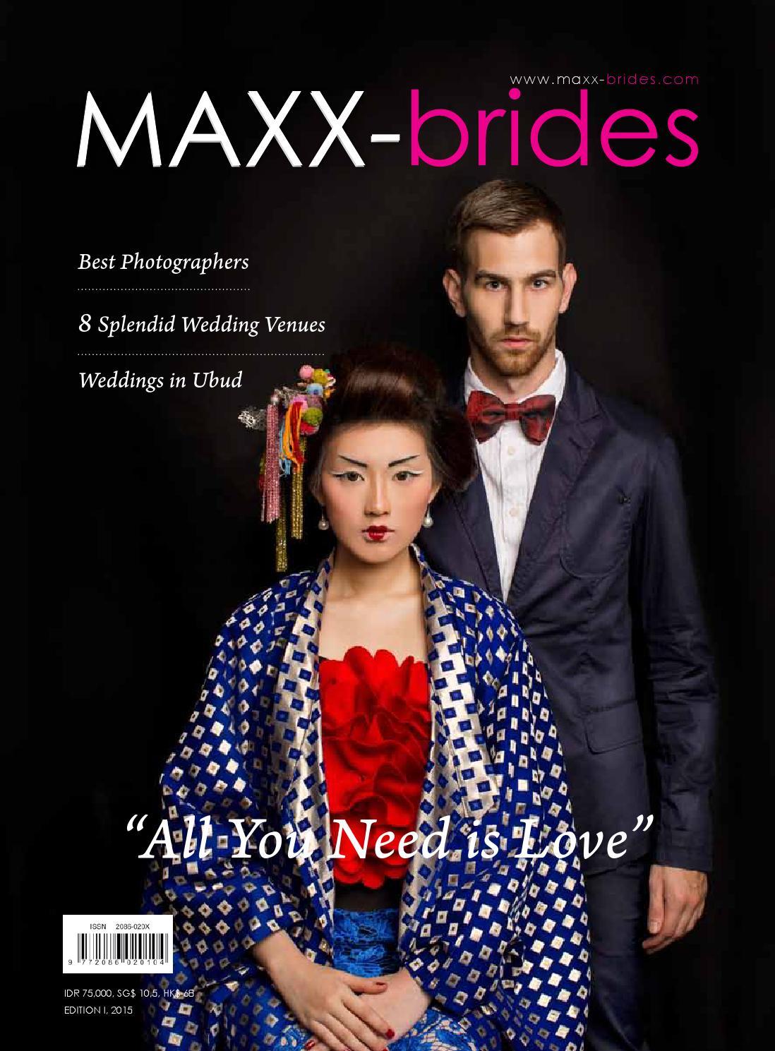 Maxx Brides Edition 1 2015 By Maximillian Publishing Issuu Andrew Smith Blue Floral Shirt Biru M