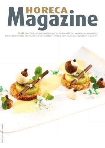 Horeca Magazine 155 By Services Pro Issuu