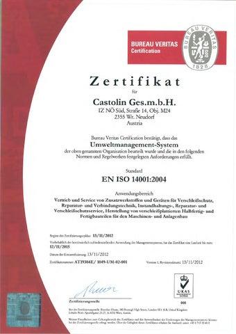 At um castolin osterreich by Castolin Eutectic - issuu